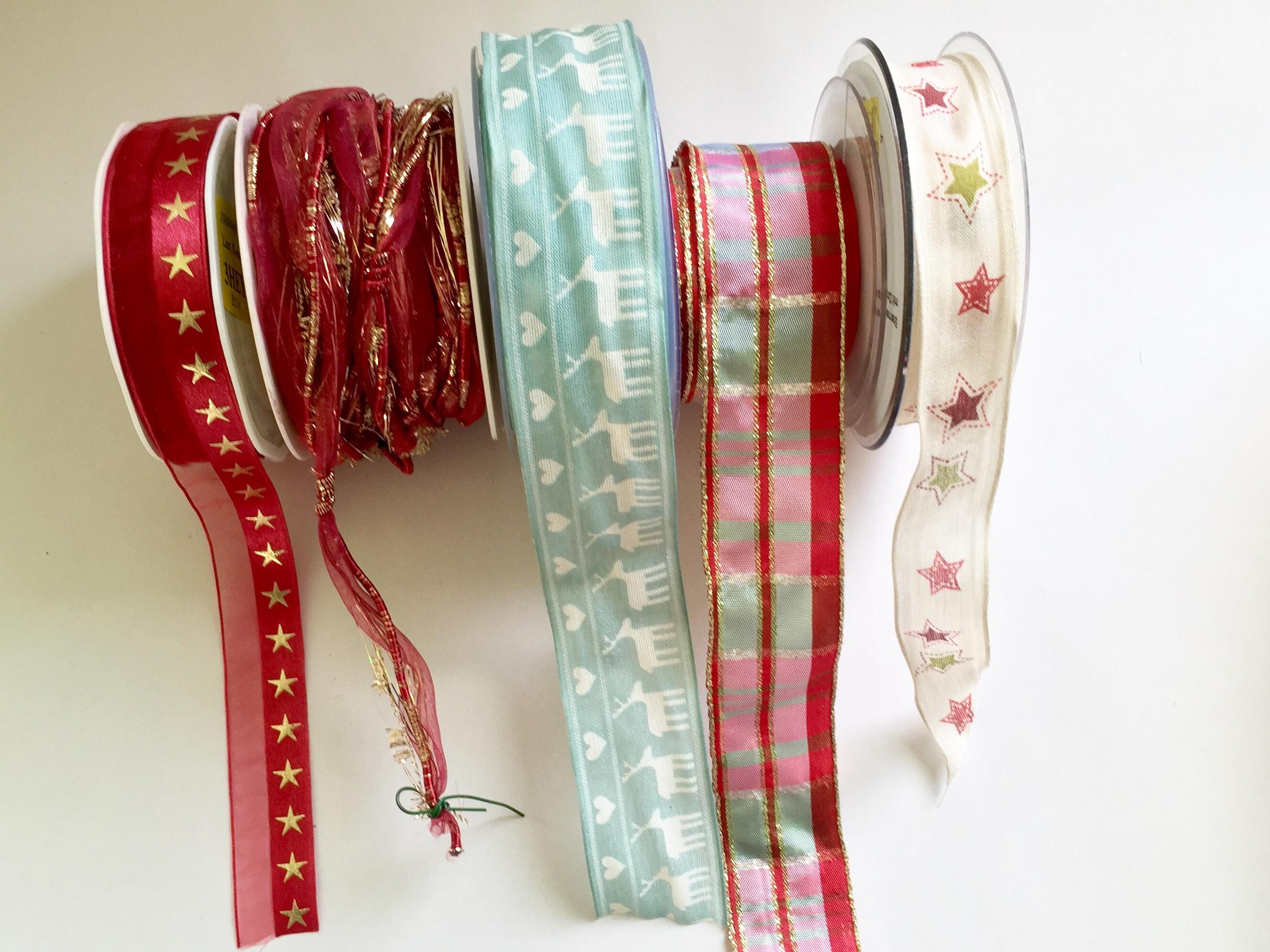 Bänder zum dekorieren