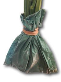 Mit Freshbag versorgt für den Blumenversand