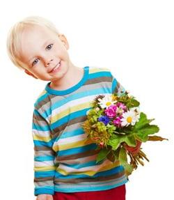 Blumen zum Muttertag schenken