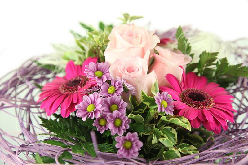 Blumenbouquet Fantasie
